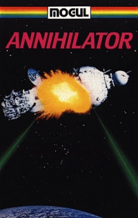Annihilator Box Art