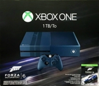 Microsoft Xbox One 1TB - Forza Motorsport 6 [NA] Box Art
