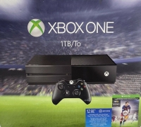 Microsoft Xbox One 1TB - FIFA 16 [NA] Box Art