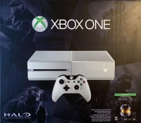 Microsoft Xbox One - Halo: The Master Chief Collection (white) [NA] Box Art