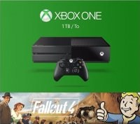 Microsoft Xbox One 1TB - Fallout 4 [NA] Box Art