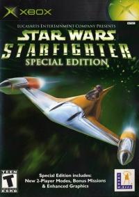 Star Wars: Starfighter - Special Edition Box Art