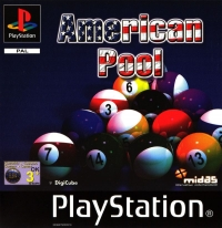 American Pool Box Art