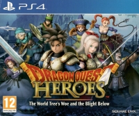 Dragon Quest Heroes: The World Tree's Woe and the Blight Below - Slime Collector's Edition Box Art