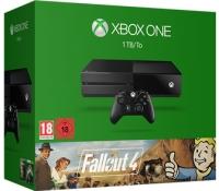 Microsoft Xbox One 1TB - Fallout 4 [EU] Box Art