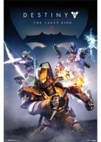 Destiny: The Taken King Preorder Poster Box Art