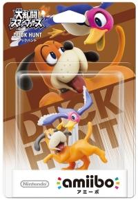 Duck Hunt - Super Smash Bros. Box Art