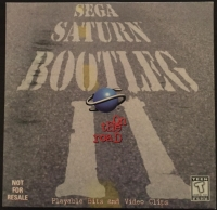 Sega Saturn Bootleg II Box Art