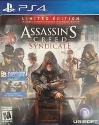 Assassin's Creed: Syndicate - Limited Edition Box Art