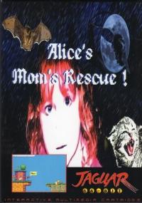 Alice's Mom's Resuce Box Art