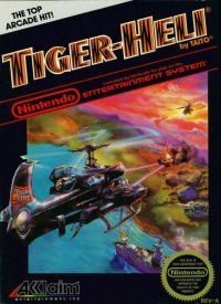 Tiger-Heli (3 screw cartridge, round seal) Box Art