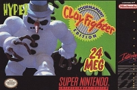 ClayFighter: Tournament Edition Box Art