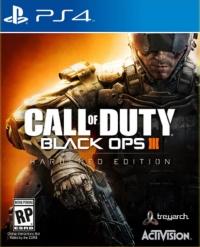 Call of Duty:  Black Ops III - Hardened Edition (GameStop Exclusive) Box Art