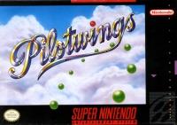 Pilotwings Box Art