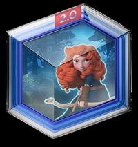 Brave Forest Siege - Disney Infinity 2.0 Power Disc [NA] Box Art