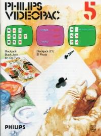 Blackjack - No.5 Box Art