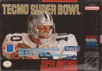 Tecmo Super Bowl Box Art