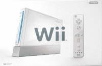Nintendo Wii (White) [JP] Box Art