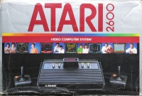 Atari 2600 (Darth Vader) [EU] Box Art