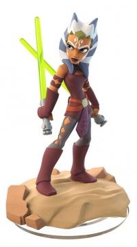 Ahsoka Tano - Disney Infinity 3.0 Figure [NA] Box Art