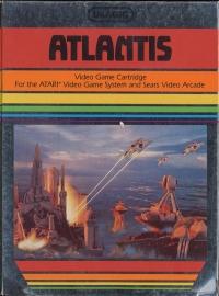 Atlantis (Picture Label - Day Scene) Box Art