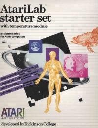 AtariLab Starter Set with Temperature Module Box Art