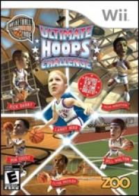 Basketball Hall of Fame: Ultimate Hoops Challenge Box Art