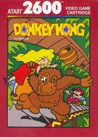 Donkey Kong (Red Label) Box Art