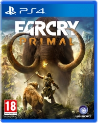 Far Cry: Primal Box Art