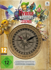 Hyrule Warriors Legends - Limited Edition Box Art