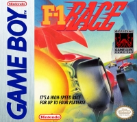 F-1 Race Box Art