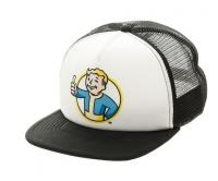 Fallout 4 Trucker Hat Box Art