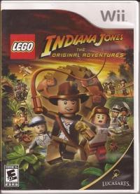 LEGO Indiana Jones: The Original Adventures Box Art