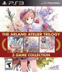 Arland Atelier Trilogy, The Box Art