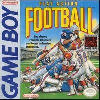 Play Action Football Box Art