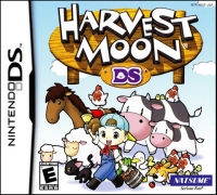 Harvest Moon DS Box Art