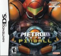 Metroid Prime: Pinball Box Art