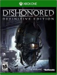 Dishonored - Definitive Edition Box Art