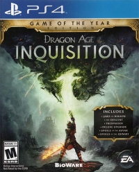 Dragon Age: Inquisition - Game of the Year Edition Box Art