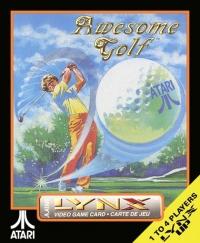 Awesome Golf Box Art