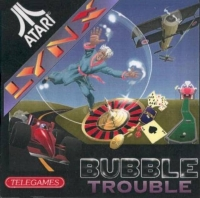 Bubble Trouble Box Art