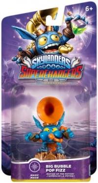 Big Bubble Pop Fizz - Skylanders: SuperChargers [NA] Box Art