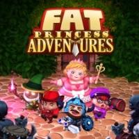 Fat Princess Adventures Box Art