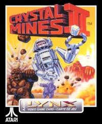 Crystal Mines II Box Art