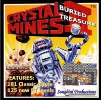 Crystal Mines II: Buried Treasure Box Art