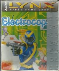 Electrocop Box Art