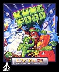 Kung Food Box Art