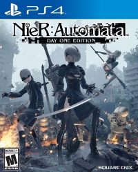 NieR: Automata - Day One Edition Box Art