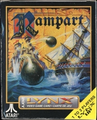 Rampart Box Art