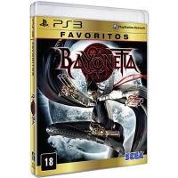 Bayonetta - Favoritos Box Art